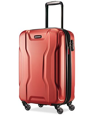 CLOSEOUT! Samsonite Spin Tech 2.0 21
