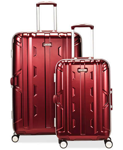 Samsonite Cruisair DLX Hardside Luggage - Luggage Collections - Macy's