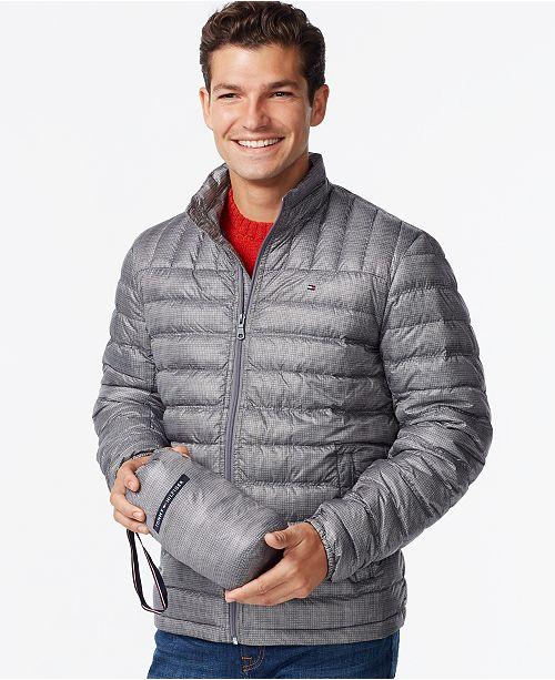 5fe3df4fb Tommy Hilfiger Nylon Packable Jacket & Reviews - Coats & Jackets ...