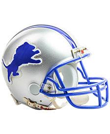 Riddell Detroit Lions Mini Helmet