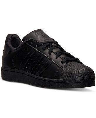 Adidas Men S Superstar Casual Sneakers From Finish Line