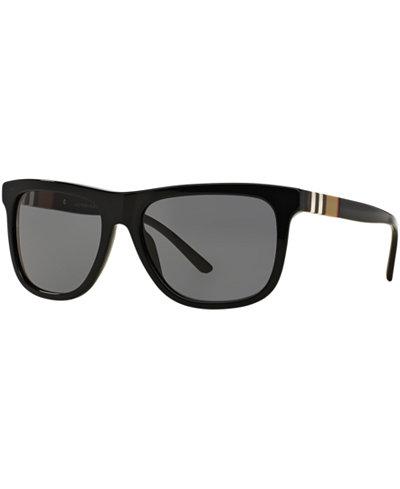 Burberry Polarized Sunglasses, BE4201