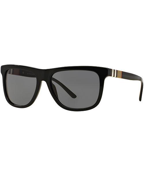 6487ea3bff2 Burberry Polarized Sunglasses