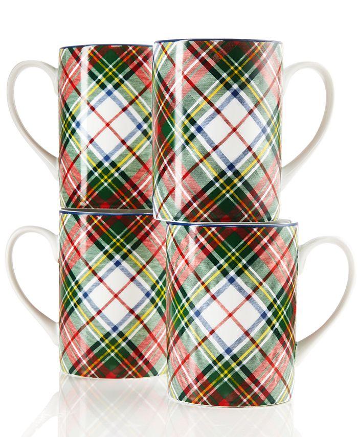 Ralph Lauren - Set of 4 Holiday Mugs