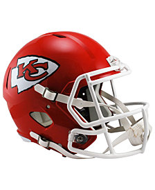 Riddell Kansas City Chiefs Speed Replica Helmet