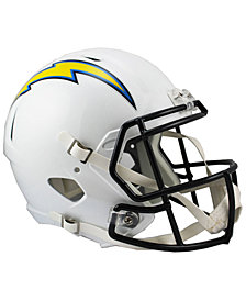 Riddell San Diego Chargers Speed Replica Helmet