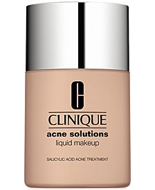 Acne Solutions Liquid Makeup Foundation, 1 oz