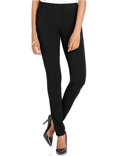 849392e02f0e8 Style & Co Ponte Leggings, Created for Macy's & Reviews - Pants ...