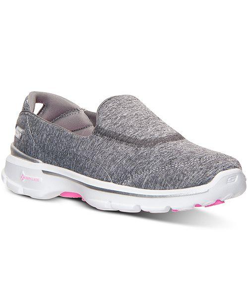 Skechers Women's GOwalk 3 Reboot Walking Sneakers from
