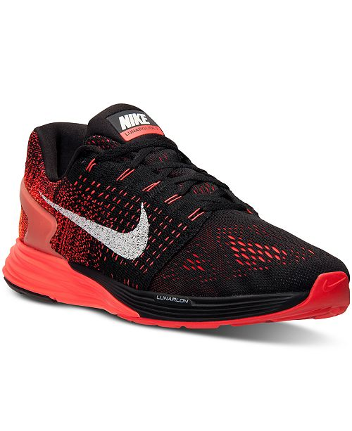 quality design 4bf9d e9e8d ... Nike Men s LunarGlide 7 Running Sneakers from Finish Line ...