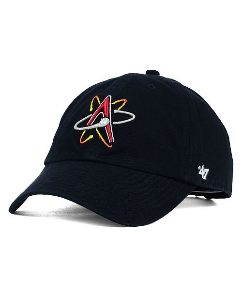 1910f111be4c1 47 Brand Albuquerque Isotopes Clean Up Cap   Reviews - Sports Fan ...