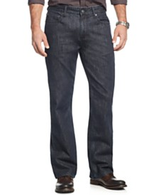 Alfani Straight-Leg Bootcut Jeans, Created for Macy's