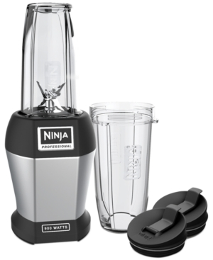 Macy 39 S Coupons For Ninja Nutri Ninja Pro Bl456 Single Serve Blender