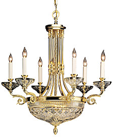 Waterford Beaumont 9 Arm Chandelier Crystal Ceiling Lighting