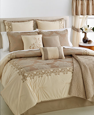 Closeout Westhaven 22 Pc Queen Comforter Set Bed In A