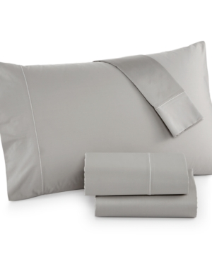 Hotel Collection 525 Thread Count Cotton Twin Sheet Set Bedding