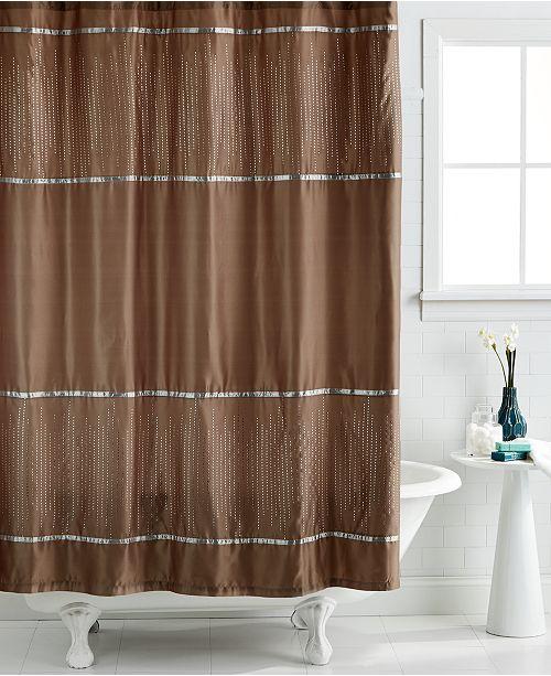 J Queen New York Skyline 72 X Shower Curtain
