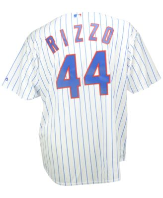 701de5ffe Majestic Men s Big   Tall Anthony Rizzo Chicago Cubs Cool Base Replica  Jersey - Sports Fan Shop By Lids - Men - Macy s
