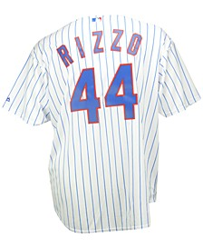Men's Big & Tall Anthony Rizzo Chicago Cubs Cool Base Replica Jersey
