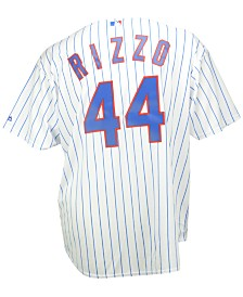 Majestic Men's Big & Tall Anthony Rizzo Chicago Cubs Cool Base Replica Jersey