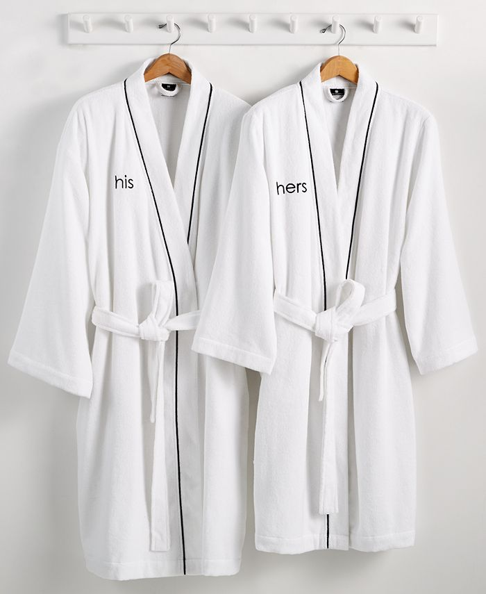 Hotel Collection - His or Hers Robe