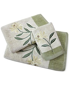 "Bath, Penelope 11"" x 18"" Fingertip Towel"