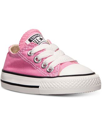 Converse Toddler Girls Chuck Taylor Original Sneakers