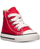 46cf9e43a5dc1c Converse Toddler Boys  or Baby Boys  Chuck Taylor Hi Casual Sneakers from Finish  Line