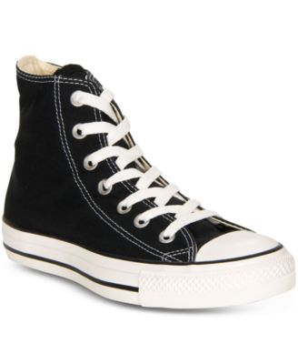Converse Women s Chuck Taylor All Star High Top Sneakers from Finish ... b84a69337