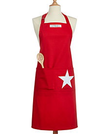 Macy's Classic Star Apron, Created for Macy's