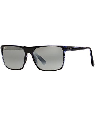 Maui Jim Sunglasses, 705 FLAT ISLAND