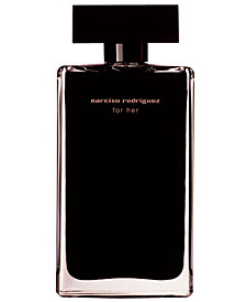 narciso rodriguez for her eau de toilette, 3.3 oz