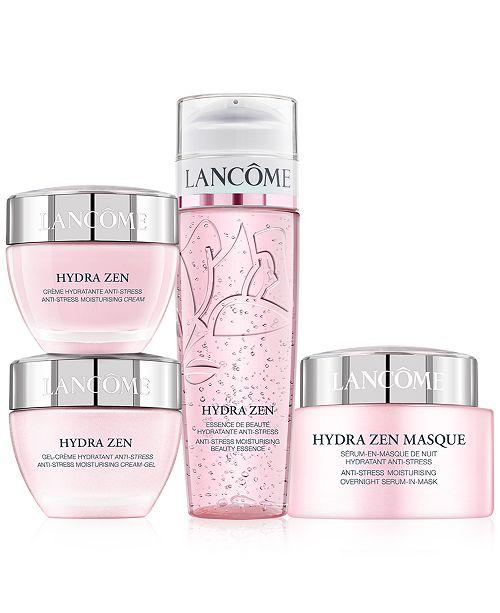 Lancome Hydra Zen Skincare Collection