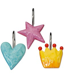 Creative Bath Faerie Princess Shower Hooks