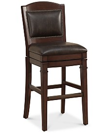 Artesian Bar Height Bar Stool, Quick Ship