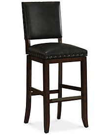 Sutton Bar Height Bar Stool, Quick Ship