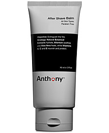 Anthony Men's Aftershave Balm, 3 oz
