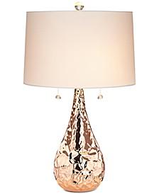 Pinnacle Metal Table Lamp