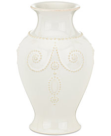 Lenox French Perle Bouquet Vase