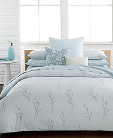 Calvin Klein Heather Queen Duvet Set