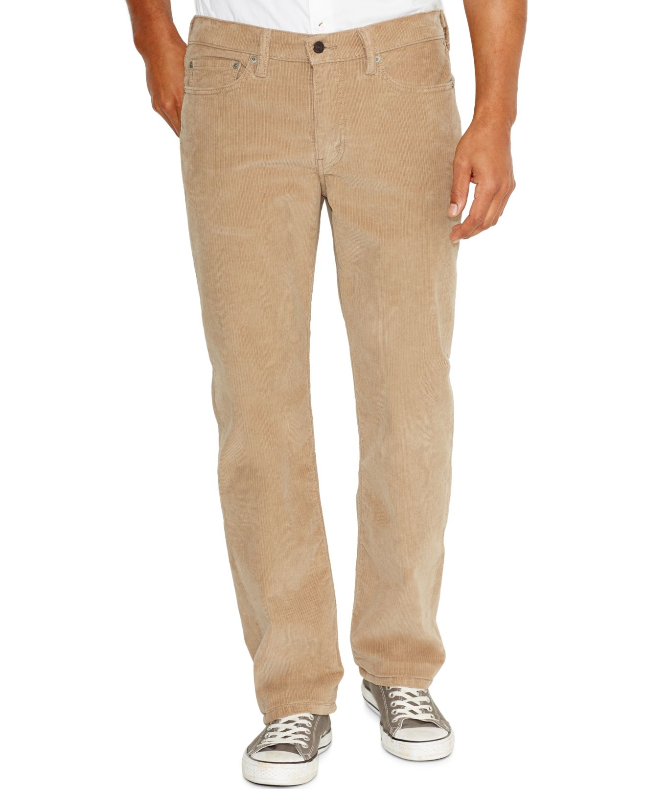 Mens Corduroy Pants On...