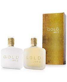 Jay Z Men's 2-Pc. Gold Jay Z Gift Set