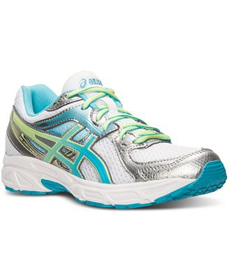asics s gel contend 2 running sneakers from finish