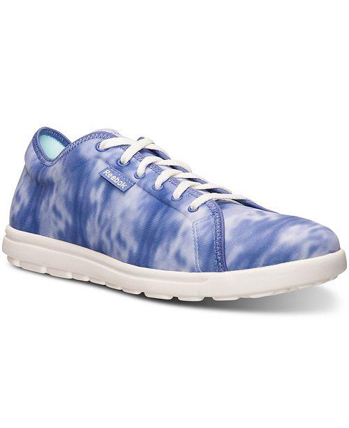 ... Reebok Women s Skyscape Runaround 2.0 Walking Sneakers from Finish ... 3dbc73c7b