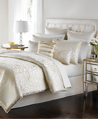 Martha Stewart Collection Radiant Day 9 Pc Queen Comforter