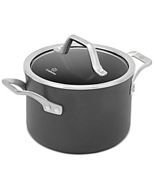 Calphalon Signature Nonstick 4 Qt. Soup Pot with Cover