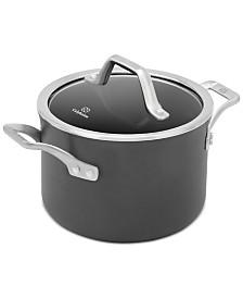Calphalon Signature Nonstick 4 Qt. Soup Pot with Cover