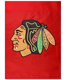 Party Animal Chicago Blackhawks Garden Flag