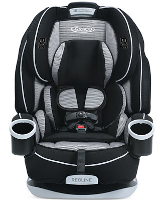 graco baby 4ever all in one car seat baby strollers gear kids baby macy 39 s. Black Bedroom Furniture Sets. Home Design Ideas