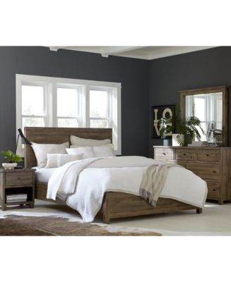 Bedroom Furniture Queen Sets canyon platform bedroom furniture, 3 piece bedroom set, created